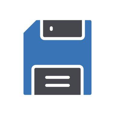 Floppy  icon for website design and desktop envelopment, development. premium pack. icon