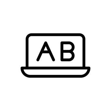 School icon for website design and desktop envelopment, development. premium pack. icon