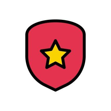Badge  icon for website design and desktop envelopment, development. premium pack. icon