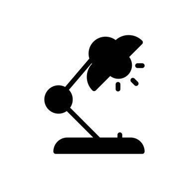 Lamp  icon for website design and desktop envelopment, development. premium pack. icon