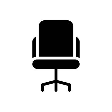 Chair  icon for website design and desktop envelopment, development. premium pack. icon