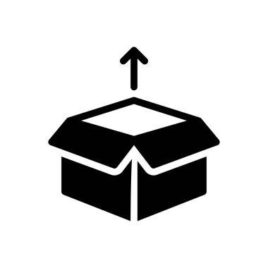 Delivery  icon for website design and desktop envelopment, development. premium pack. icon