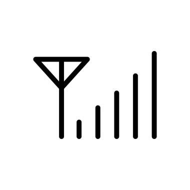 Tower  icon for website design and desktop envelopment, development. premium pack. icon