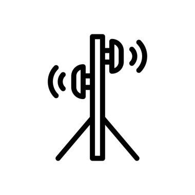 Signal icon for website design and desktop envelopment, development. premium pack. icon