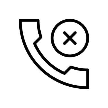 Phone icon for website design and desktop envelopment, development. premium pack. icon