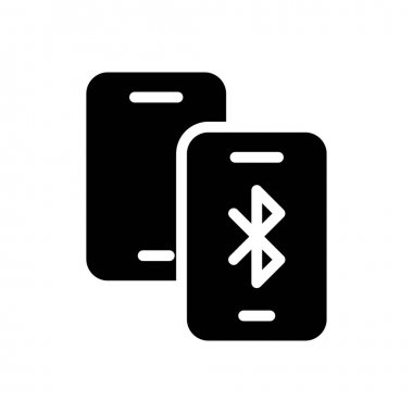 Bluetooth icon for website design and desktop envelopment, development. premium pack. icon