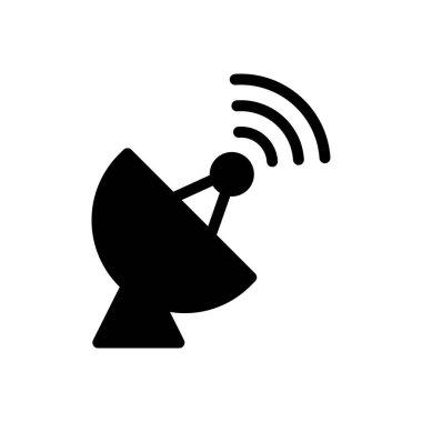 Satellite  icon for website design and desktop envelopment, development. premium pack. icon