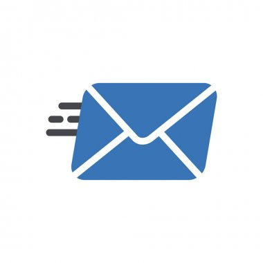 Sending icon for website design and desktop envelopment, development. premium pack. icon