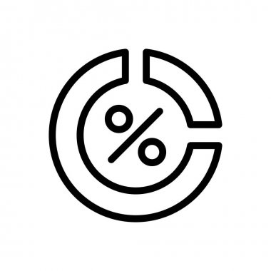 Chart  icon for website design and desktop envelopment, development. premium pack. icon