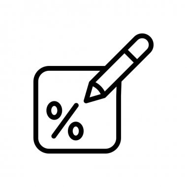 Tax icon for website design and desktop envelopment, development. premium pack. icon