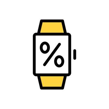 Discount icon for website design and desktop envelopment, development. premium pack. icon