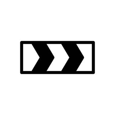 Arrow icon for website design and desktop envelopment, development. premium pack. icon
