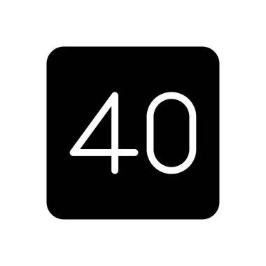 Speed icon for website design and desktop envelopment, development. premium pack. icon