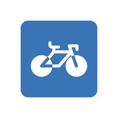 Cycling  icon for website design and desktop envelopment, development. premium pack. icon