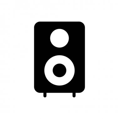 Woofer icon for website and Apps design and desktop envelopment, development and Printing. Premium pack. icon