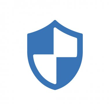 Shield icon for website and Apps design and desktop envelopment, development and Printing. Premium pack. icon