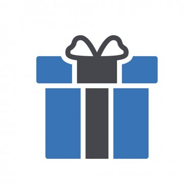Gift icon for website and Apps design and desktop envelopment, development and Printing. Premium pack. icon