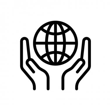 World care icon for website and Apps design and desktop envelopment, development and Printing. Premium pack. icon