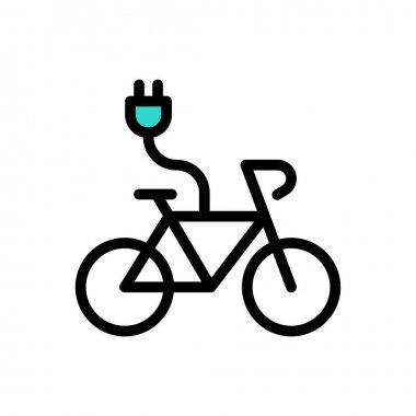 Cycle icon for website and Apps design and desktop envelopment, development and Printing. Premium pack. icon