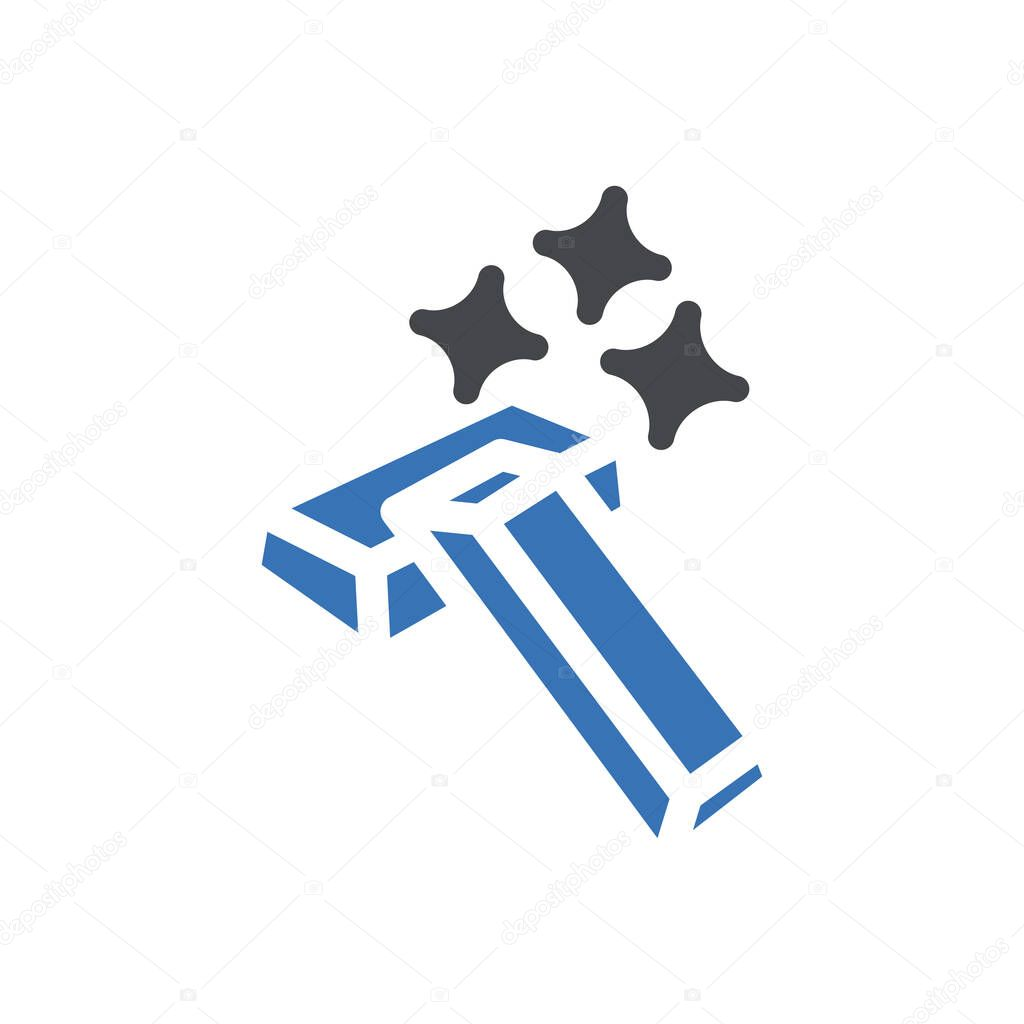 Ingot icon for website and Apps design and desktop envelopment  development and Printing icon