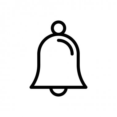 Bell icon for website and Apps design and desktop envelopment, development and Printing. Premium pack. icon
