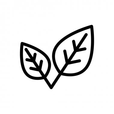 Leaf icon for website and Apps design and desktop envelopment, development and Printing. Premium pack. icon