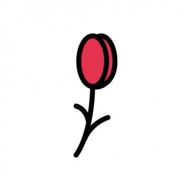 Rose icon for website and Apps design and desktop envelopment, development and Printing. Premium pack. icon