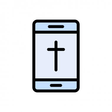Christmas mobile icon for website and Apps design and desktop envelopment, development and Printing. Premium pack. icon