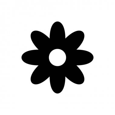 Flower icon for website and Apps design and desktop envelopment, development and Printing. Premium pack. icon