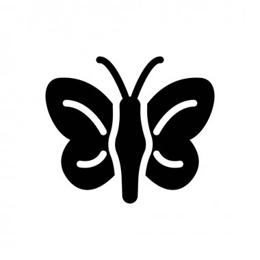 Butterfly icon for website and Apps design and desktop envelopment, development and Printing. Premium pack. icon