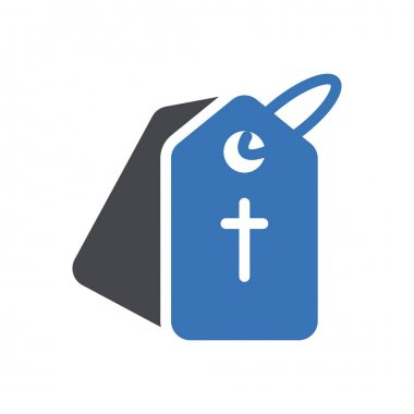 Christmas tag icon for website and Apps design and desktop envelopment, development and Printing. Premium pack. icon