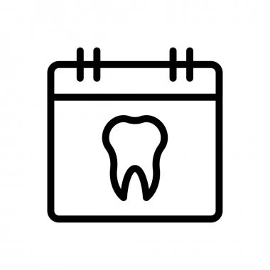 Appointment  icon for website and Apps design and desktop envelopment, development and Printing. Premium pack. icon