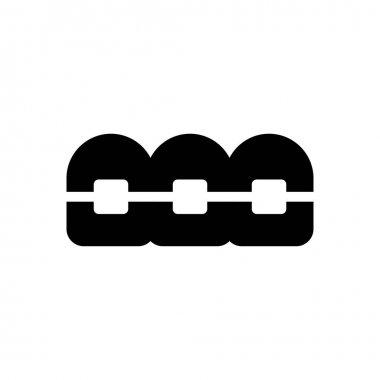 Braces icon for website and Apps design and desktop envelopment, development and Printing. Premium pack. icon