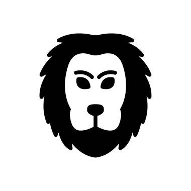 Lion icon for website design and desktop envelopment, development. Premium pack. icon