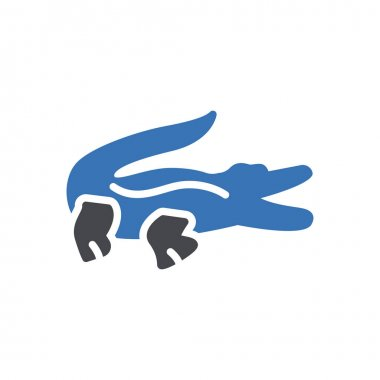 Crocodile icon for website design and desktop envelopment, development. Premium pack. icon