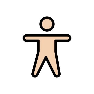 Exercise icon for website design and desktop envelopment, development. Premium pack. icon