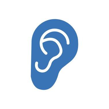 Ear icon for website design and desktop envelopment, development. Premium pack. icon