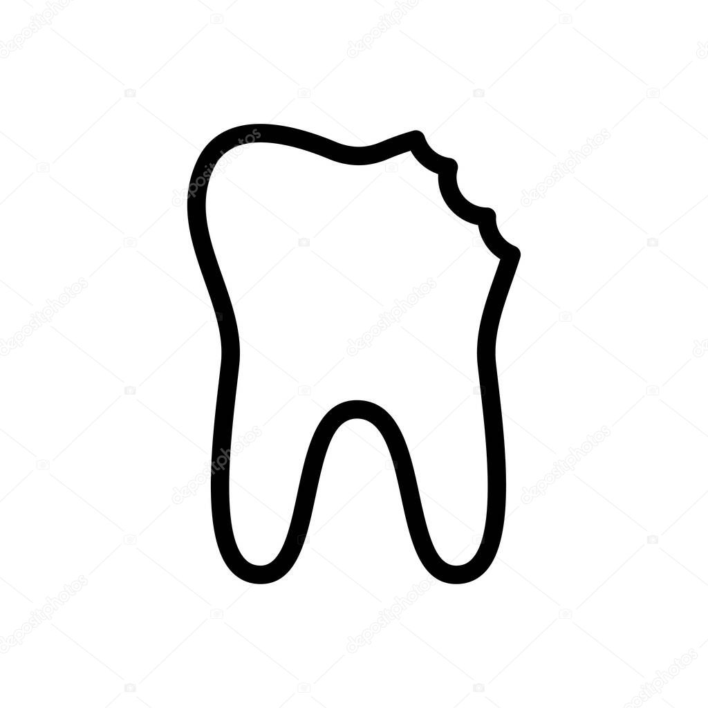Cavity icon for website and Apps design and desktop envelopment  development and Printing icon