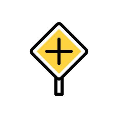 Caution icon for website design and desktop envelopment, development. Premium pack. icon