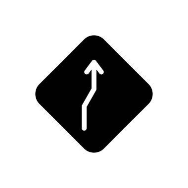 Bend icon for website design and desktop envelopment, development. Premium pack. icon