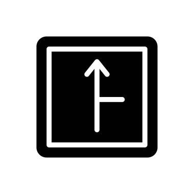 Street  icon for website design and desktop envelopment, development. Premium pack. icon