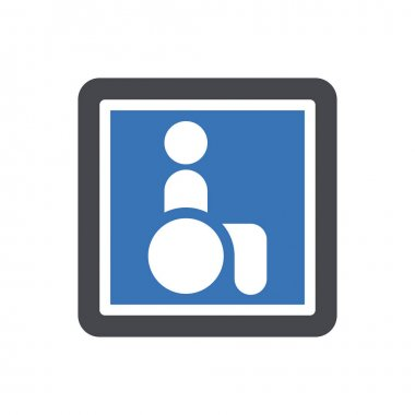 Disable icon for website design and desktop envelopment, development. Premium pack. icon