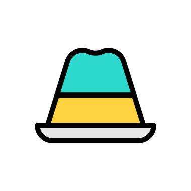 Hat icon for website design and desktop envelopment, development. Premium pack. icon