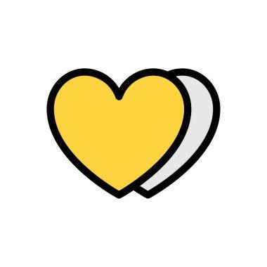 Love  icon for website design and desktop envelopment, development. Premium pack. icon