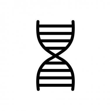 Genetics  icon for website design and desktop envelopment, development. Premium pack. icon