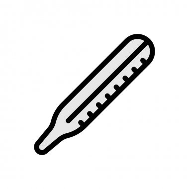 Thermometer  icon for website design and desktop envelopment, development. Premium pack. icon