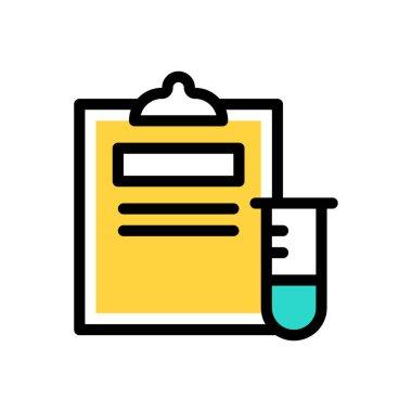 Clipboard icon for website design and desktop envelopment, development. Premium pack. icon