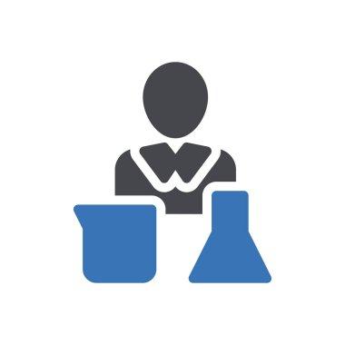 Experiment  icon for website design and desktop envelopment, development. Premium pack. icon