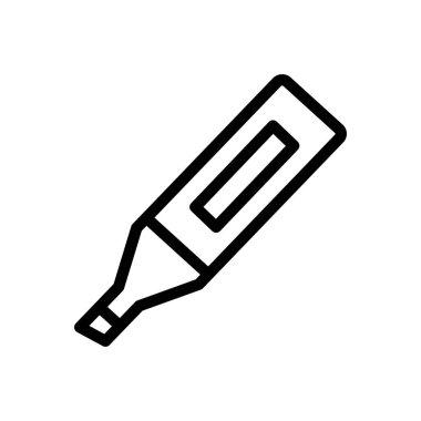 Marker icon for website design and desktop envelopment, development. Premium pack. icon