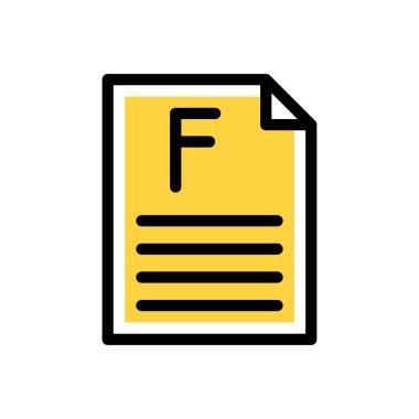 Result icon for website design and desktop envelopment, development. Premium pack. icon